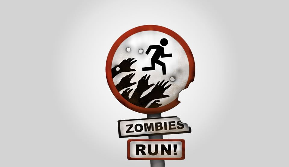 Zombies, Run! An App For Runners With a Creepy Twist