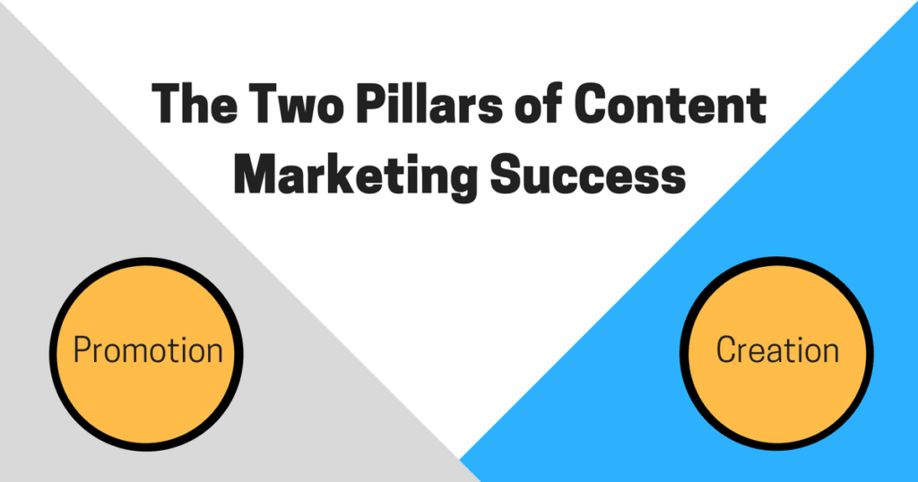 The Two Pillars of Content Marketing Success