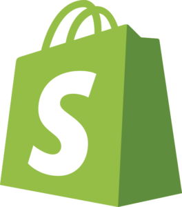 Shopify official glyph