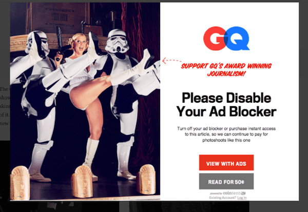 ad blockers GQ