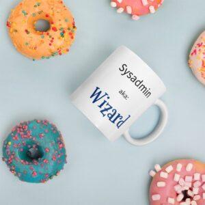 Sysadmin Wizard Coffee Mug