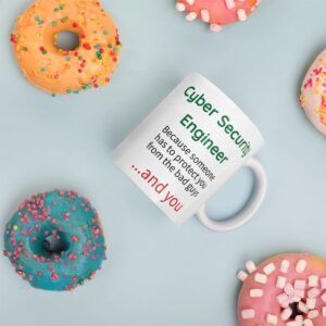Cyber Security Coffee Mug