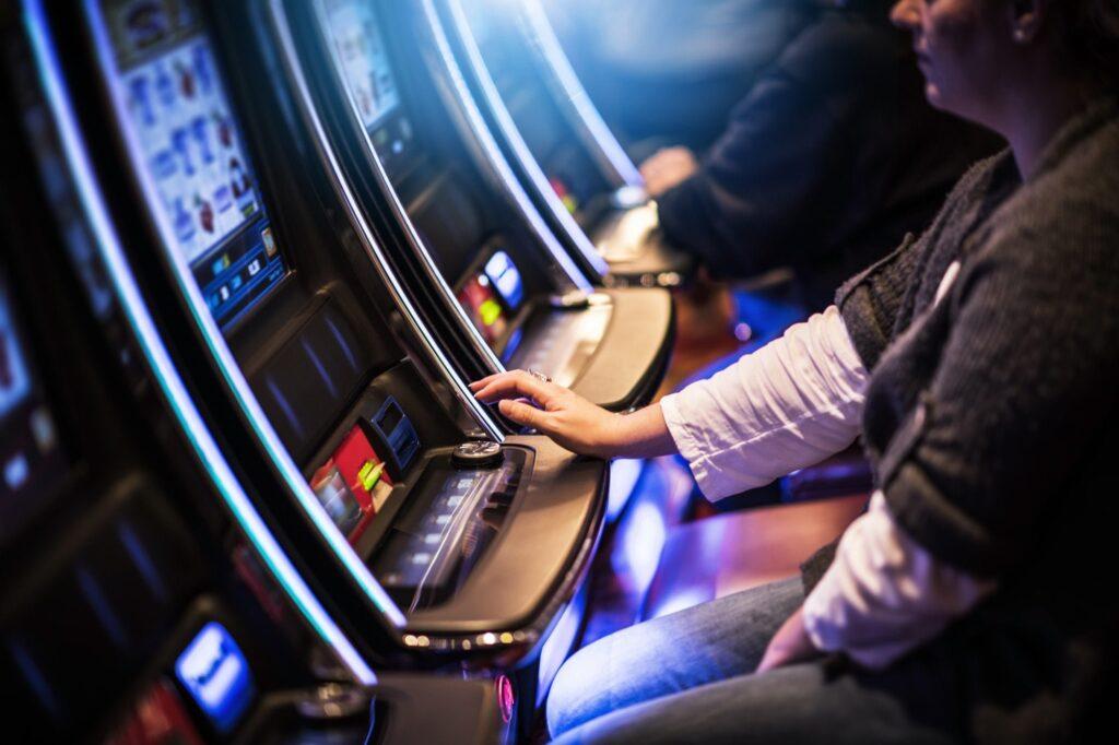Casino Slot Gamblers