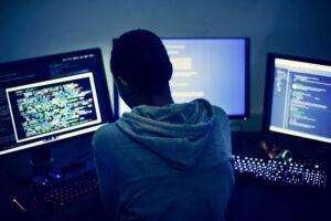 Hacker shoot