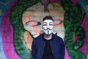 anonymous hacker activist
